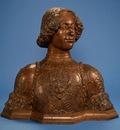 Verrocchio Giuliano de Medici