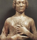 Verrocchio Portrait of a Woman