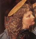 Verrocchio The Baptism of Christ detail1