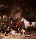 Verschuur Wouterus The Return From The Hunt