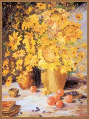 cr WilliamVincent 01 WilliamsSunflowers