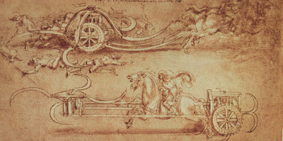 Assault Chariot with Scythes EUR