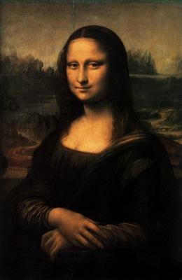 Leonardo da Vinci La Gioconda