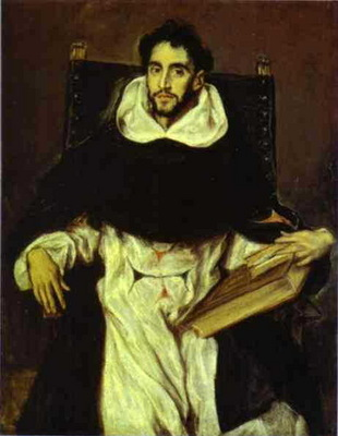Portrait des Bruders Felix Hortensio