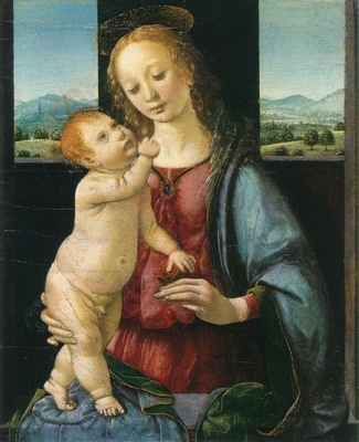 the dreyfus madonna