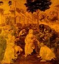 Adorazione dei Magi, 1481 82 Galleria degli Uffizi Firenze