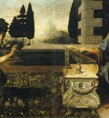 Leonardo Annunciation
