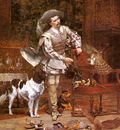 Viry Paul Alphonse The Falconer