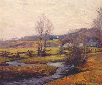 vonnoh early spring 1916