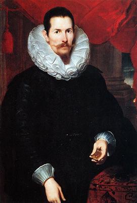 Vos de Cornelis A gentleman Sun
