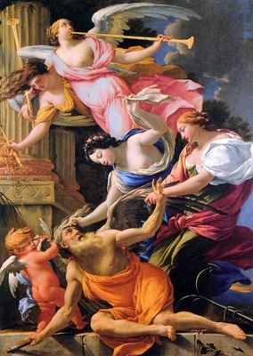 Vouet Simon Saturn defeated by Amor Venus and Hope Sun