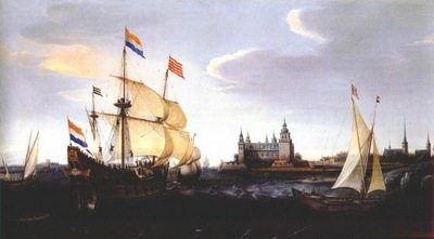 vroom dutch ships in the sound probably