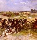 Walker James Alexander The Fray Of Battle