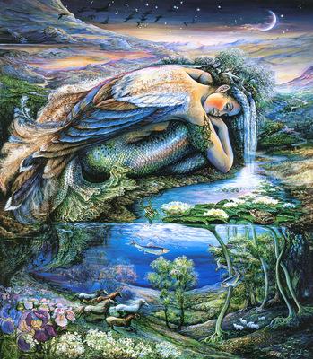 kb Wall Josephine Mer Angel
