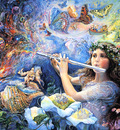 kb Wall Josephine Enchanted Flute
