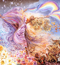 kb Wall Josephine Rainbow Girl2
