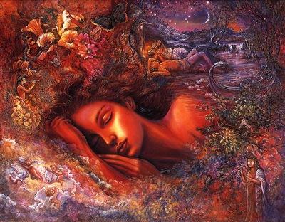 al Wall12 Psyches Dream