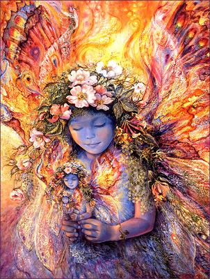 bs fsf Josephine Wall Fairys Fairy