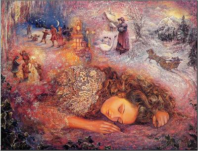 ma Wall Winter Dreaming