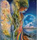 Josephine Wall Sadness Of Gaia Abraxsis