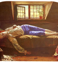 Wallis Henry The Death Of Chatterton
