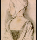 Watteau Portrait of a Girl sj