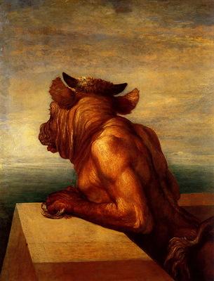 lrs WattsGeorge Frederick The Minotaur