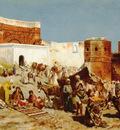Weeks Edwin Lord Open Market Morocco