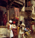 Weeks Edwin The Silk Merchants