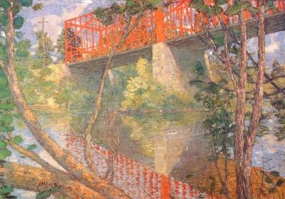 weir the red bridge