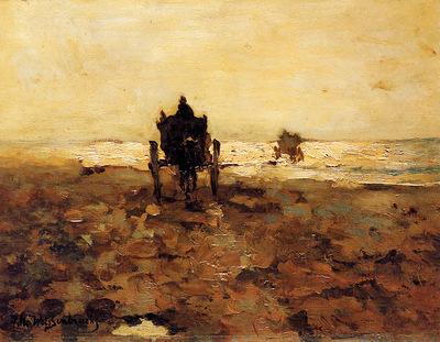 Weissenbruch Jan Hendrik Shelf carts Sun