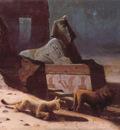 Wertheimer Lions et Sphinx