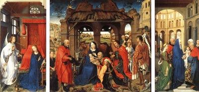 St Columba altarpiece EUR