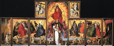 The Last Judgment Polyptych WGA