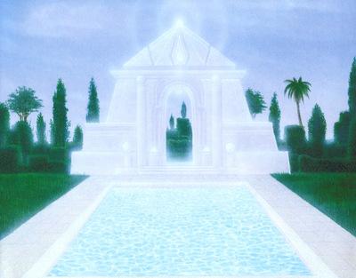 kb Williams Gilbert Reflection Pool