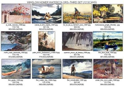 thumbnails homer watrercolors3