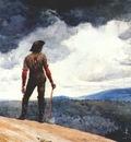 homer the woodcutter