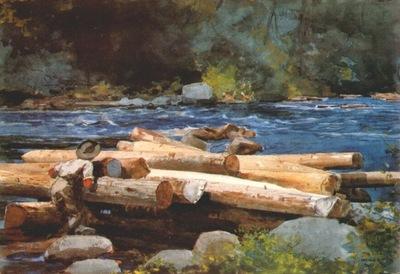 homer hudson river