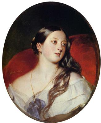 Winterhalter Franz Xavier Queen Victoria