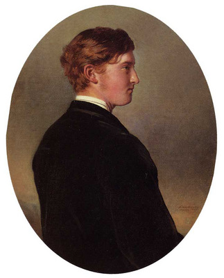 Winterhalter Franz Xavier William Douglas Hamilton 12th Duke of Hamilton