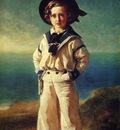 Winterhalter Franz Xavier Albert Edward Prince of Wales
