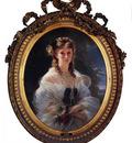 Winterhalter Franz Xavier Princess Sophie Troubetskoi Duchess de Morny