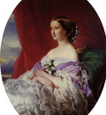 winterhalter franz xavier the empress eugenie