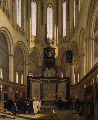 Witte de Emanuel Choir of the Nieuwe Kerk Sun