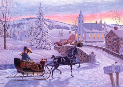 Richard De Wolfe An Old Fashioned Christmas, De