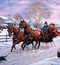 Richard De Wolfe Sleigh Ride, De
