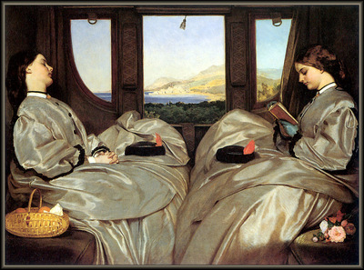 p vp augustus leopold egg travelling companions