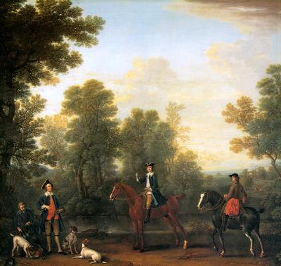 Wootton Johan Hunt of Duke of Beaufort Sun