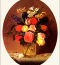bs flo James Henry Wright Flower Still Life