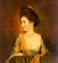 Wright Joseph Portrait Of Susannah Leigh